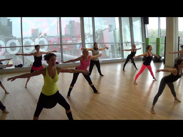 PortDeBras - Helena Ballova - MOVE academy (okt 2014)