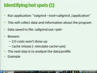 Optimizing performance in qt-based applications [1 of 3]