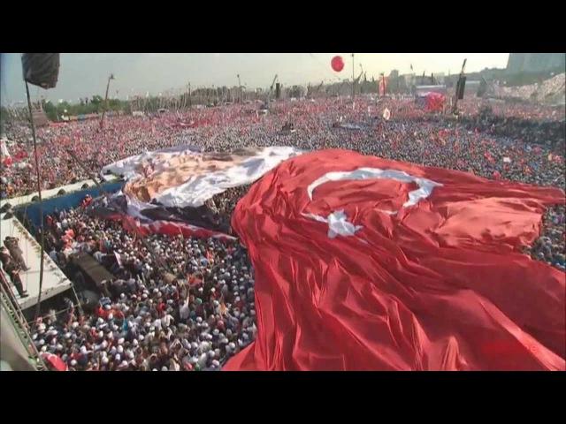 Recep Tayyip Erdoğan AK Parti Seçim Müziği 2014 Uğur Işılak Dombra