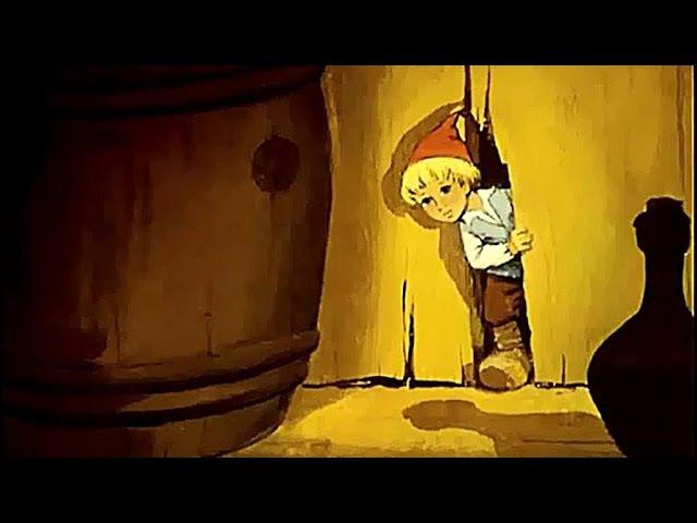 Картинки из мультика мальчик с пальчик