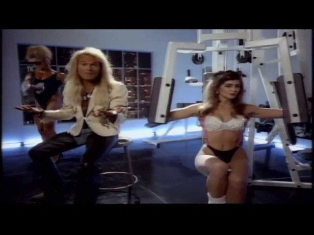 David Lee Roth A Lil' Ain't Enough 1991 Music Video WIDESCREEN 720p