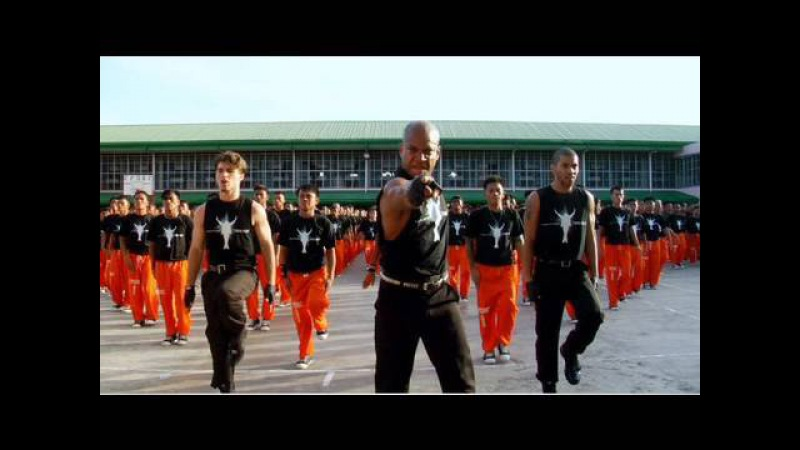 Michael Jackson's This Is It They Don't Care About Us Dancing Inmates HD