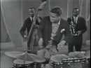 Sammy Davis Jr. on drums vibes