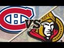EAPHL 9 regular season Crosby Montreal Canadiens Redstorm Ottawa Senators