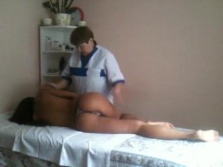 малолетка на приёме у врача ( реальная скрытая камера)