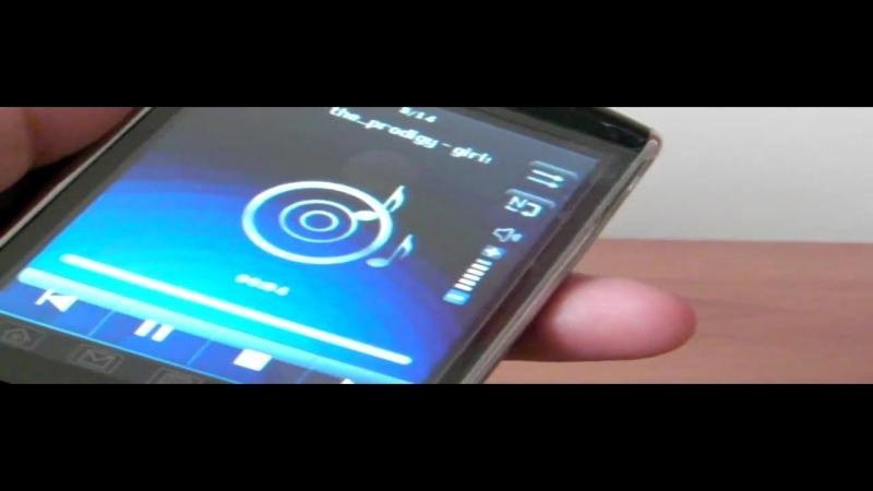 BlackBerry Clone Cect Storm 2 Cellulare Dual Sim TV Radio Fm Italiano Shake Autorotate Screen