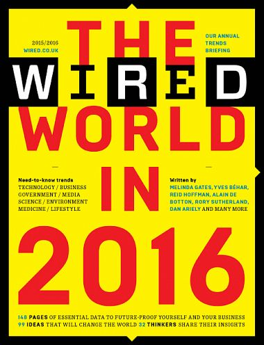 The Wired World In 2016  UK