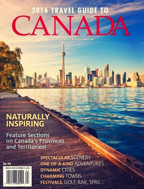 Travel Guide to Canada 2016 vk.com