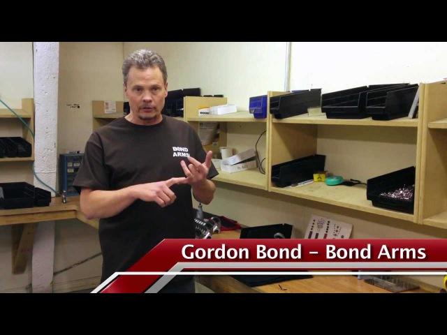 Пистолеты дерринджеры Bond Arms