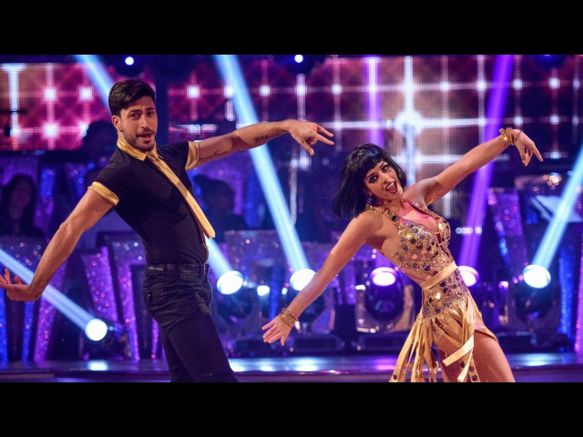Georgia May Foote Giovanni Pernice Charleston to 'Hot Honey Rag' Strictly Come Dancing 2015