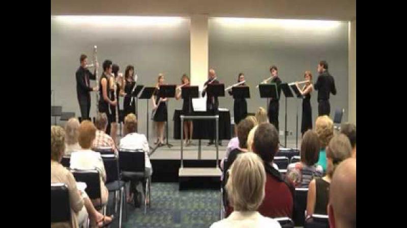 Orchestra di flauti Joueurs de Flûte Pascal Proust Naranjada