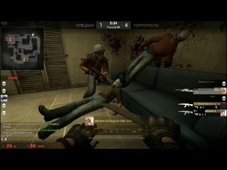 CS:GO Play: Упоротая катка на сильверах