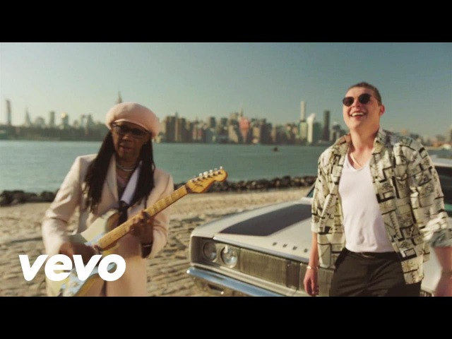 Sigala Give Me Your Love ft John Newman Nile Rodgers Official Music Video