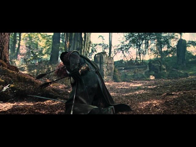 Boromir's Last Stand LOTR 1 27 HD 1080p