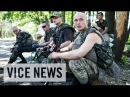 Sloviansk Residents Flee As Violence Escalates Russian Roulette