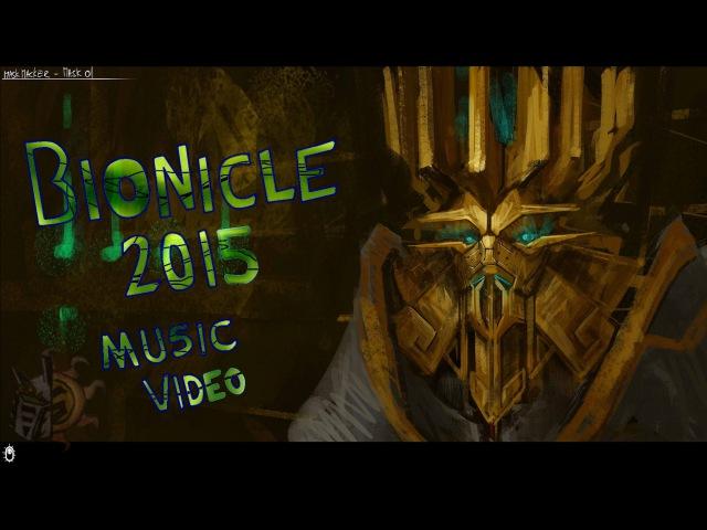Bionicle 2015 Music Video Runnin Adam Lambert