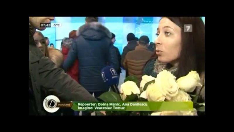 Cerere în căsătorie respinsă pe Aeroportul din Chișinău