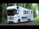 VARIOmobil Reisemobil Produktfilm VARIO Alkoven 1200 MB Actros 2542 LLL