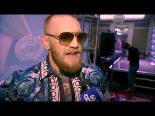 Самое жесткое и смешное интервью Конора МакГрегора. МакГрегор об уходе на пенсию, UFC 200