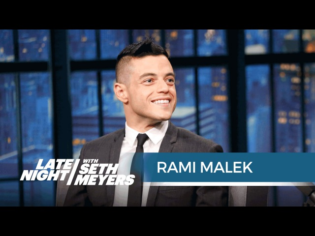 What Mr Robot's Rami Malek Really Snorts in Those Morphine Scenes