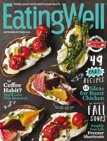 EatingWell September October 2016