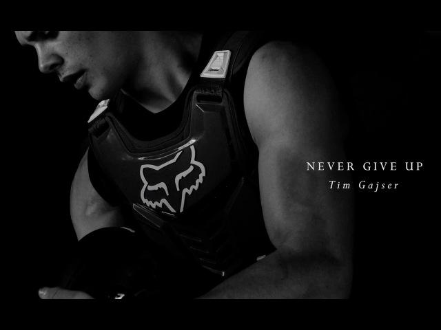 Fox Presents | Never Give Up | Tim Gajser