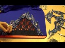 Бонусный урок коммерческого курса Виктории Бойко Создание и декорирование восточного костюма