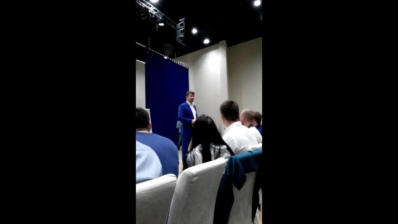 Тимур Исякаев Бесплатный мастер класс Старт и развитие бизнеса в условиях кризиса 25 02 16 ч3