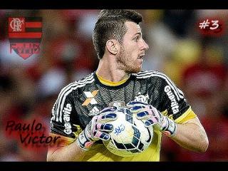 CRF/Paulo Victor 48 - Defesas 2015 HD #3