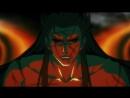 Garo Guren no Tsuki Crimson Moon TV 2 Гаро Багровая луна ТВ 2 24 серия END Ancord Jade JAM BalFor Cuba77 AniDub M
