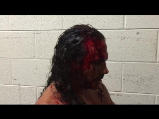 [#My1] Мэтт Харди после шоу WrestleCade