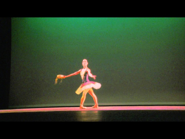 Ballet La Esmeralda Variation by Ana Sophia Scheller of New York City Ballet NYCB