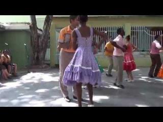 Cha cha cha by Conjunto Folklórico Naciona de Cuba in Sabado de la rumba 23th Aug, 2014