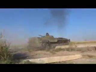 """Видео-кадры спецназа """"Tiger Forces"""" Сирийской армии во главе с полковником Сухейлем Аль-Хасаном в военных операциях на фермах Ал"""
