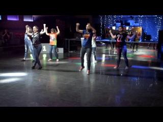 Клубный танец Д+М первый год обучения