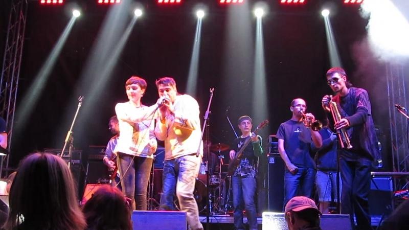 Группа Онейроїд Vorskla Rock'n'Ball 2016