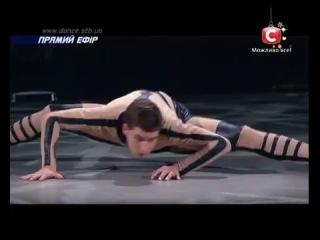 [#Gennadich] Вова Раков - Паук. Танцуют все - 6. Победитель сезона. Гала концерт.