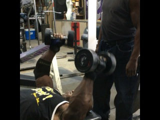 "Ronnie Coleman on Instagram: ""Trying my best to just keep the little size that I do have on these tiny triceps. Since I'm no longer competing, there is no need to train…"""