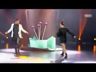 ТАНЦЫ  Виталий Савченко и Екатерина Решетникова