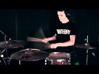 잠비나이(JAMBINAI) -- 소멸의 시간 (drum cover by Daniel Oplachkin)