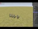 Расчлененка в моде Battle of Normandy alpfa 2 0