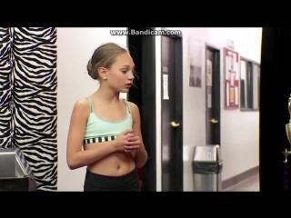 "Dance moms jojo steals kalani""s script"