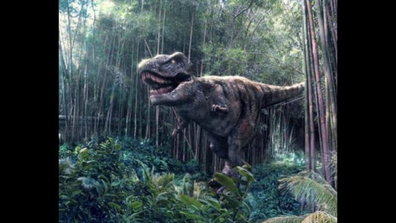 Супер сражение динозавров 2 часть Совершенные хищники Документальный фильм 2015
