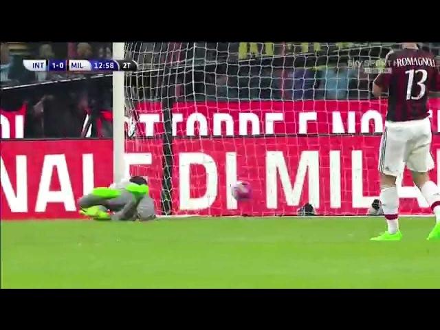 SKY SPORT ITA HD Guarin gol Inter 1 Milan 0