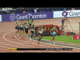 Men's 800m Final IAAF london Diamond League 2016 HD