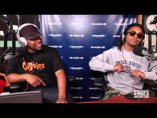 Lupe Fiasco Freestyle on Sway In The Morning   Sway's Universe