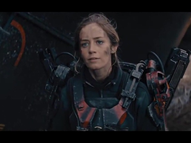 Edge Of Tomorrow Movie CLIP - Come Find Me (2014) - Emily Blunt, Tom Cruise Movie HD · coub, коуб
