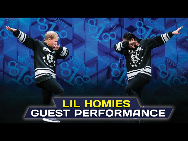 LIL HOMIES Guest Performance @ RDF16 ✪ Project818 Russian Dance Festival 2016