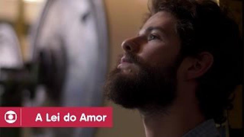 A Lei do Amor Maurício Destri é Ciro jovem e Thiago Lacerda interpreta a fase adulta