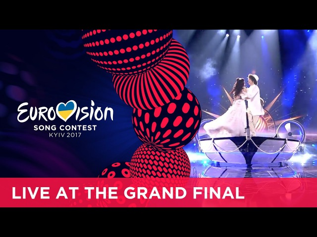 Naviband Story Of My Life Belarus LIVE at the Grand Final of the 2017 Eurovision Song Contest